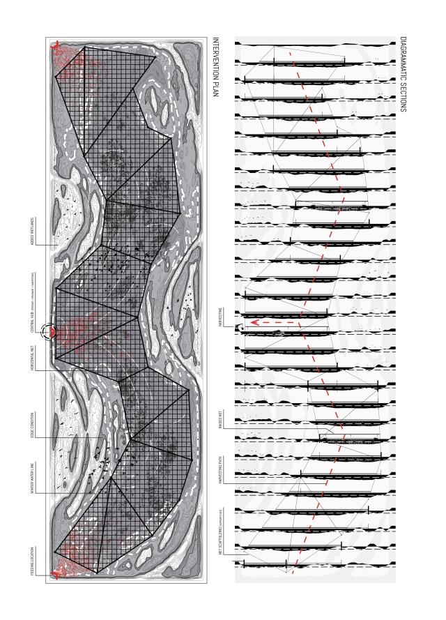Pond Balance - Design Sheet Plan and Plan Sections-01